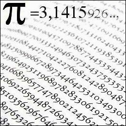 Ricorrenze: le Scienze matematiche festeggiano il 'Pi greco'