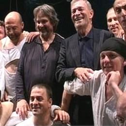 Teatro in carcere: a Rebibbia i detenuti esplorano l'Inferno della Divina Commedia