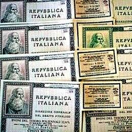 L'Italia che salva l'Italia: