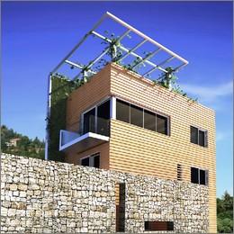 Eco-edilizia: la casa dei 'lego', sostenibile, smontabile e riciclabile