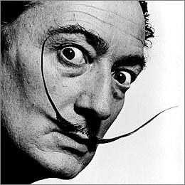 Salvador Dalì: un diario sospeso tra escrementi e universo