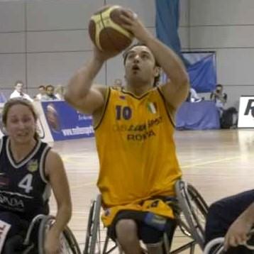 Basket in carrozzina: la voglia di vincere del Santa Lucia
