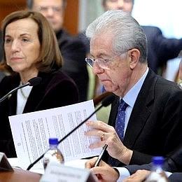 Manovra Monti: Ici, Iva al 23% e stretta sulle pensioni, ecco la riforma salva Italia