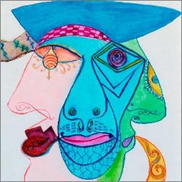 Luigi Ontani: una sfilata di maschere per ricordare la grandezza di via Margutta