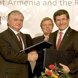 Accordo Turchia-Armenia: patto di pace sul precipizio