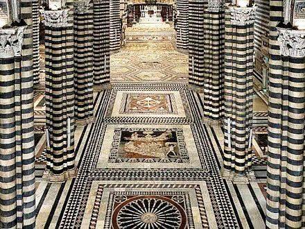 Duomo di Siena: ai piedi della Divina Bellezza