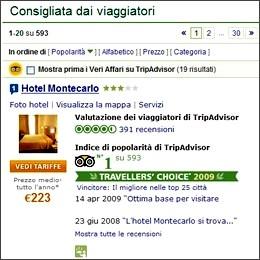 Turismo&web: la piaga delle false recensioni