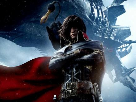 Capitan Harlock: Cameron,