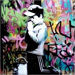 Banksy: Sabina De Gregori,
