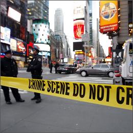 New York: caccia all'attentatore di Times Square, investigatori sulla buona strada