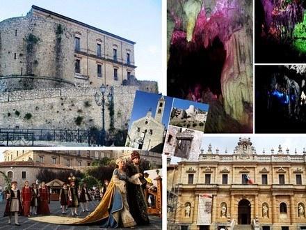 REPORTAGE - Vallo di Diano: culla d'arte, cultura e natura dove il turismo...sembra non arrivare mai!