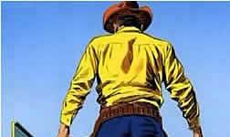 Tex Willer vs El Muerto