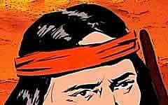 Tex Willer-Tiger Jack,un navajo per amico