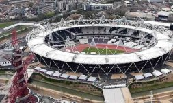 Il nuovo Stadio Olimpico [london2012.com]