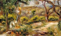 'Les collettes', 1908 (particolare)