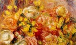 'Roses', 1915 ca.