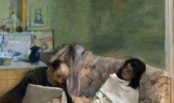 La pédicure, 1873 - © RMN (Musée d'Orsay) / Hervé Lewandowski - Réunion des Musée Nationaux/ distr. Alinari
