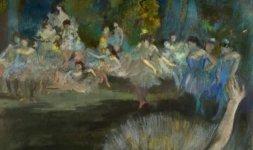 Fin d'arabesque (Ballerina con bouquet), 1877 - © RMN (Musée d'Orsay) / Hervé Lewandowski - Réunion des Musée Nationaux/ distr. Alinari