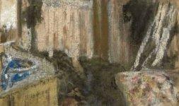 Nudo accovacciato visto di spalle, 1877 - © RMN (Musée d'Orsay) / Hervé Lewandowski - Réunion des Musée Nationaux/ distr. Alinari