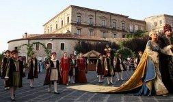 TEGGIANO - Rievocazione storica 'Alla Tavola della Principessa Costanza' (©Photo Andriuolo)