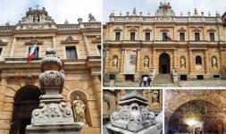 PADULA - La Certosa di San Lorenzo del 1306 e Patrimonio dell'Umanità dall'Unesco dal 1998 (Photo ©Francesca Nanni)
