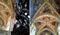 PADULA - La Certosa di San Lorenzo del 1306 e Patrimonio dell'Umanità dall'Unesco dal 1998, interno (Photo ©Francesca Nanni)