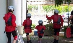 PERTOSA - Sport e rafting al centro 'Campobase'