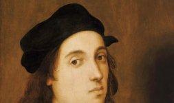 Raffaello, 'Autoritratto', Galleria degli Uffizi
