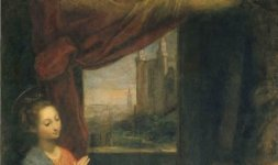 Federico Barocci, 'Annunciazione', Città del Vaticano, Musei Vaticani