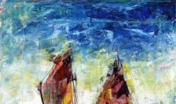 Gianni Testa, 'Vele', 1999