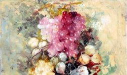 Gianni Testa, 'Autunno', 1982, olio su tela 80x60