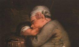 Pittore emiliano del XVIII secolo, 'Nano dormiente' (Il nano bocciolo)
