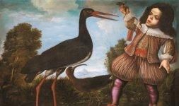 Anonimo fiorentino del XVII secolo, 'Ritratto del nano Gabriello Martinez'