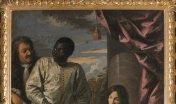 Anton Domenico Gabbiani, 'Quattro servitori alla corte dei Medici'