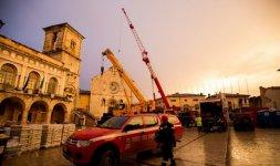 Norcia, Basilica di San Benedetto (Foto ©Deisy Valli)