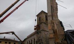 Norcia, Basilica di San Benedetto (Foto ©Emanuele Persiani-ABC-OnLine)