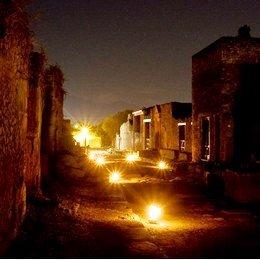 Pompei: tutta la magia di una città 'au clair de Lune'