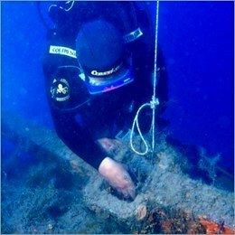 Archeologia subacquea: Fozzati,