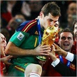 Sudafrica 2010: la Spagna mette il proprio sigillo