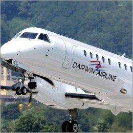 Turismo aereo: collaborazione tra Alitalia e Darwin Airline