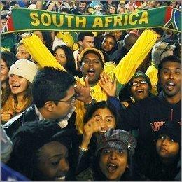 Sudafrica 2010: sicurezza, è l'obiettivo primario per i Mondiali