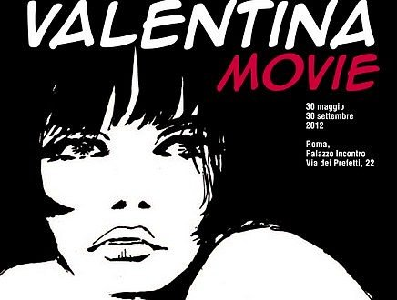 'Valentina Movie': Guido Crepax messo a nudo