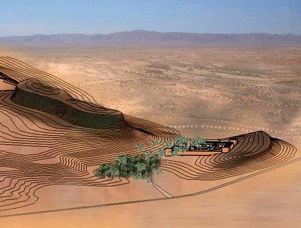 Un ecomuseo tra le dune del Sahara: il progetto è italiano e  produrrà acqua ed energia