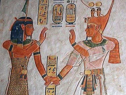 Uno studio italiano valida la tesi del complotto, Ramses III morì per una ferita alla gola