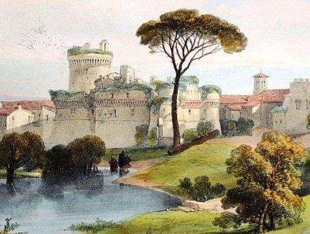 La Roma pittoresca e sublime nelle opere dei vedutisti inglesi