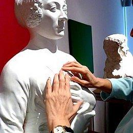Museo Tattile Omero: ad Ancona il Louvre si tocca con mano