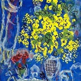 Chagall e il suo universo spirituale arrivano a Lucca