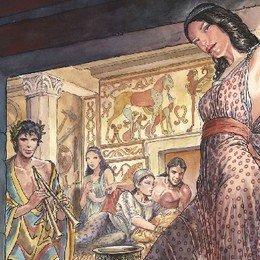 Etruschi: Milo Manara,