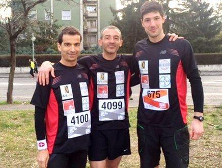 Mai più esclusi dalle gare, con il Progetto Marathon otto emofilici alla maratona di NY
