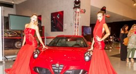 'Fashion Cult': pole position in nuance Rosso Ferrari per stilisti e designers emergenti